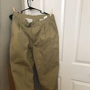 Men's Dickies Khaki Cargo Pants